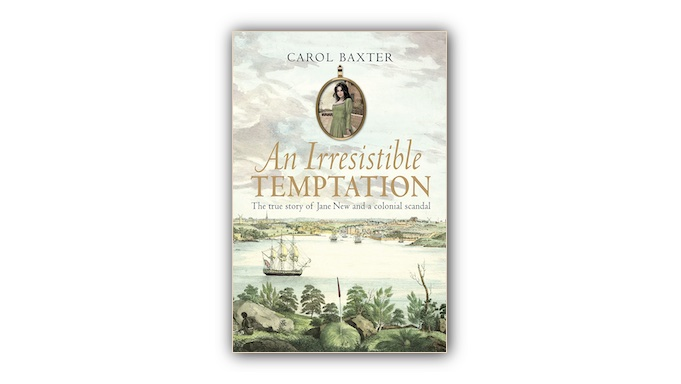 An Irresistible Temptation by Carol Baxter
