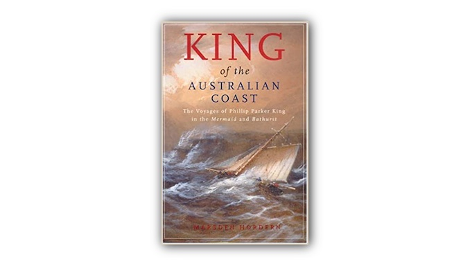 King of the Australlian Coast by Marsden Hordern