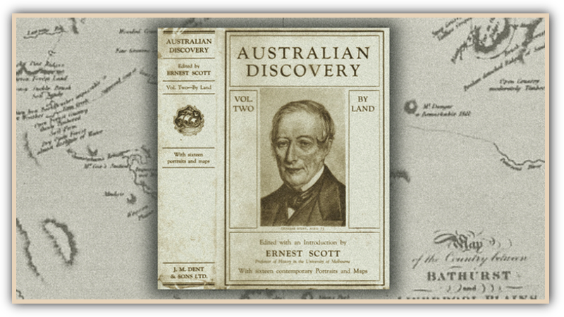 Australian Discovery By Land Edited by Ernest Scott