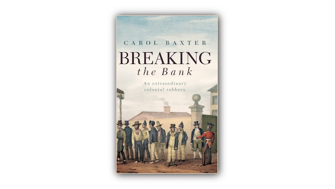BREAKING THE BANKby Carol Baxter